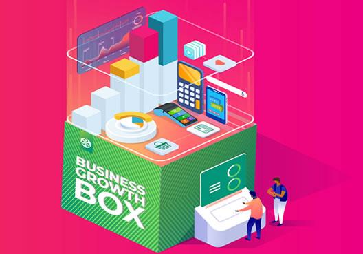 Business growth box