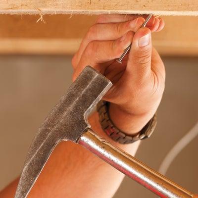 Nails, Screws & Adhesives
