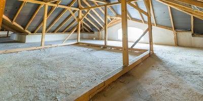Prepare your loft for storage