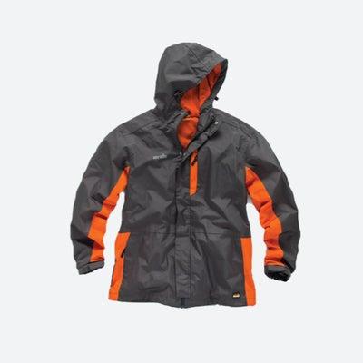 Scruffs Charcoal Worker Jacket