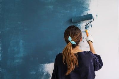 Expanding your space with paint