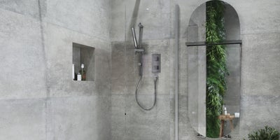 Mirrored radiators