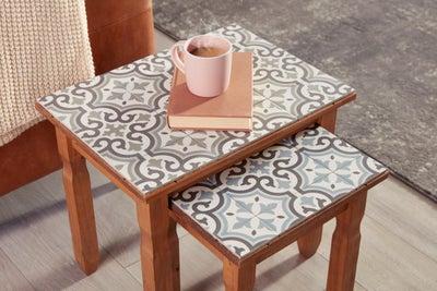 Upscaled furniture