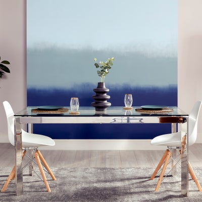 How to create an ombré effect feature wall