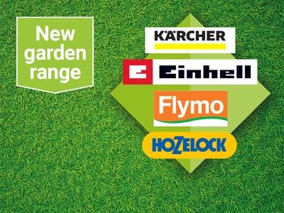 New garden range