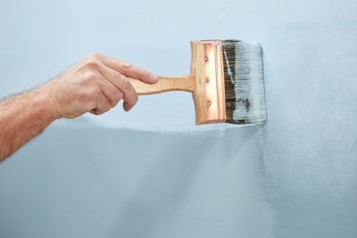 Create a wet edge