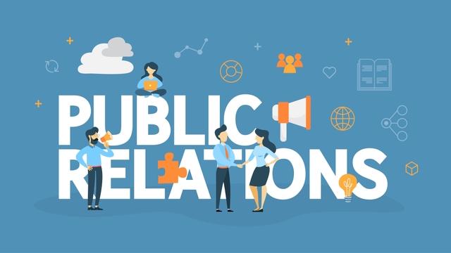 6. Develop a public relations program