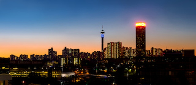 7. Johannesburg, South Africa