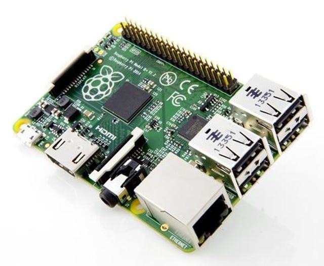Raspberry Pi, $35