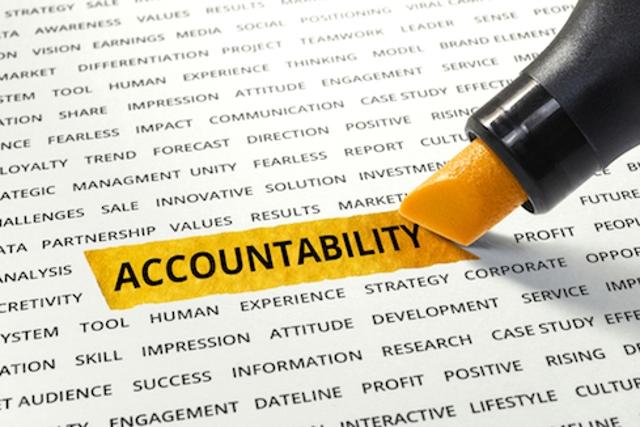 Enforced Accountability