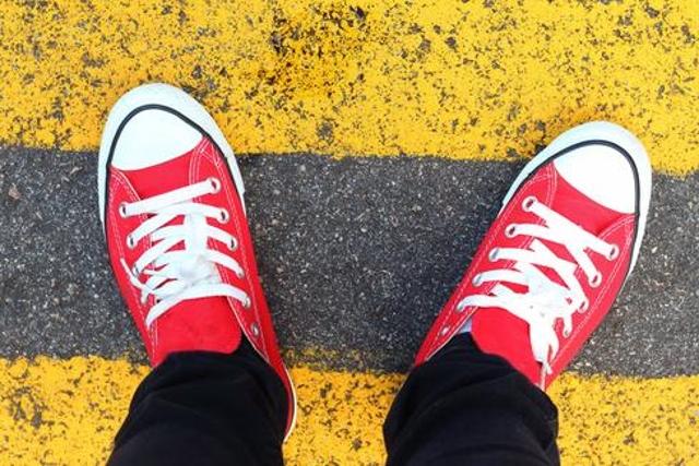 Walk in Developer Shoes