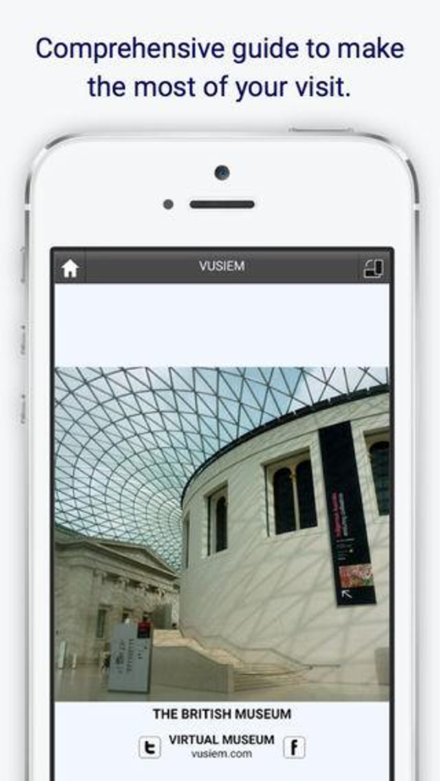 British Museum App: A Host Of Guided Tours
