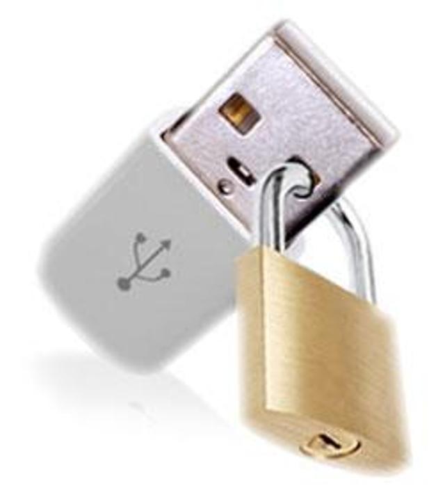 4. Removable media encryption.