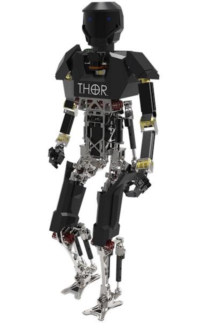 Robot for hazardous operations