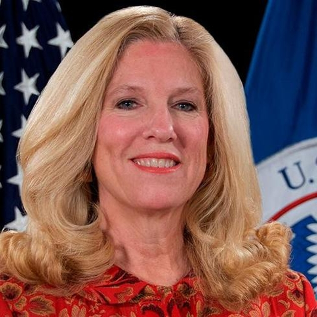 Suzanne Spaulding, Undersecretary for the US Department of Homeland Security's National Protection and Programs Directorate (