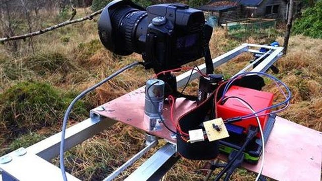 Robo Photo Dolly