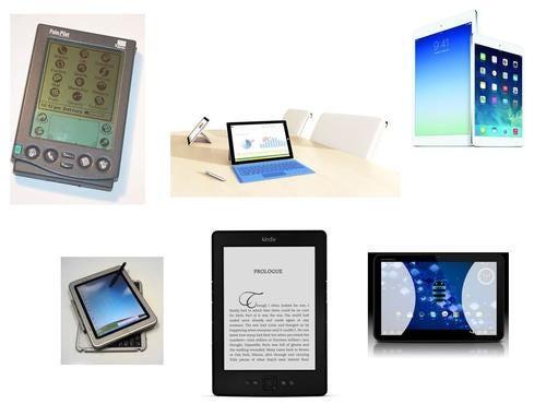 Microsoft Surface Pro 3: 10 Tablets Paved Its Way
