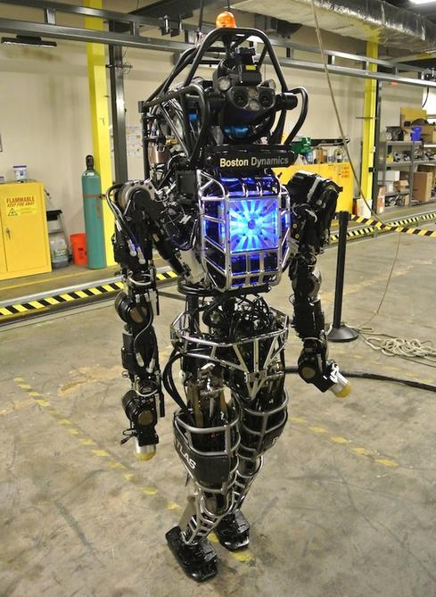 6 Robots To Inspire Google
