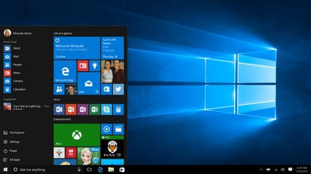 Windows 10 Fixes