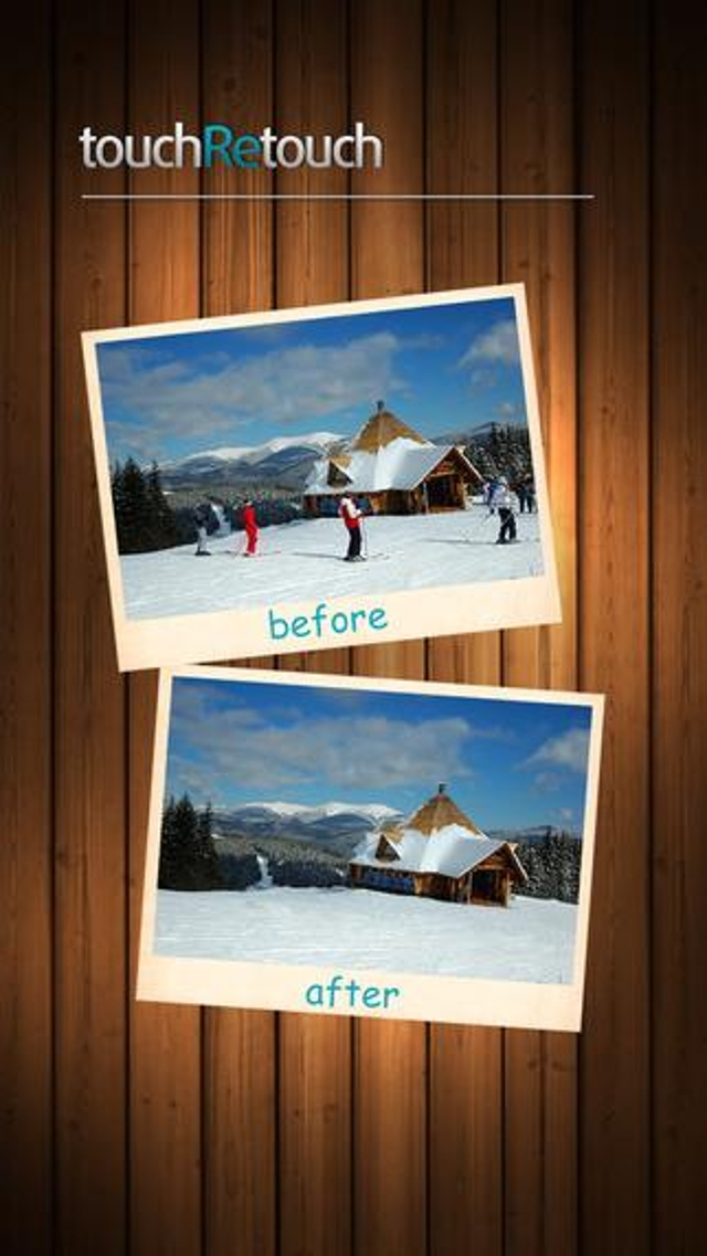 TouchRetouch Lets You Remove Unwanted Elements