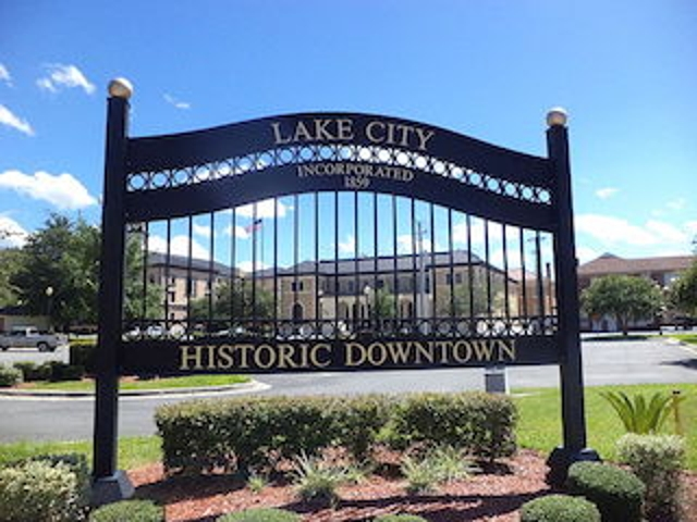 3. Lake City, Florida
