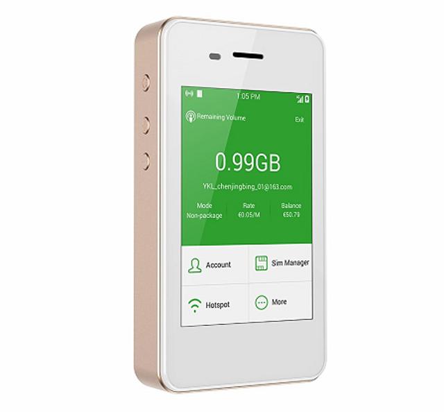 Global Mobile WiFi Hotspot