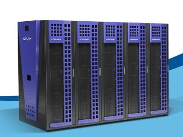 Cray supercomputing platform meets Hadoop.