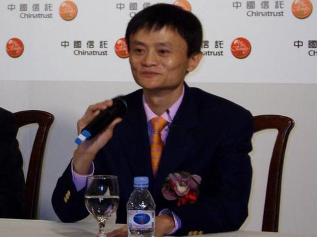 6. Jack Ma, Alibaba Founder and Chairman