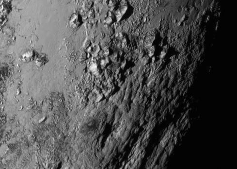 NASA's New Horizons Brings Pluto Into Focus