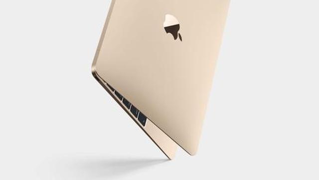 The Apple 12-Inch Macbook Boasts Retina Display