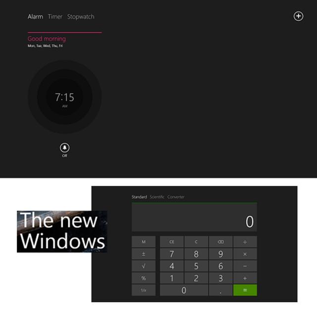 Full-Screen Apps