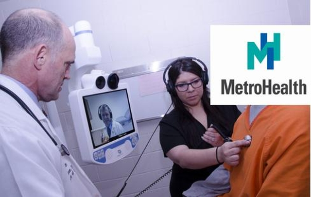 MetroHealth Digitizes Cuyahoga Inmate Healthcare System