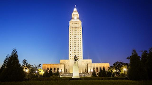 5. Louisiana