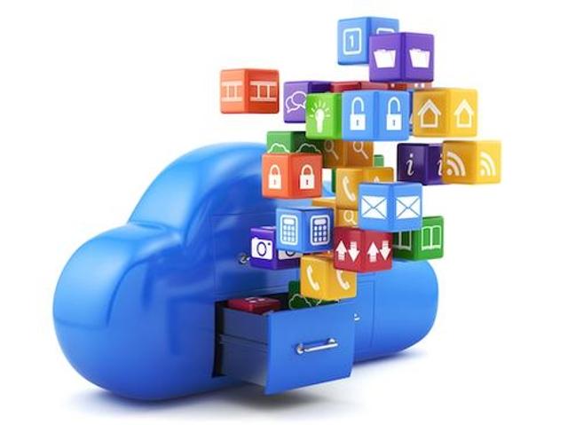 Separate data storage