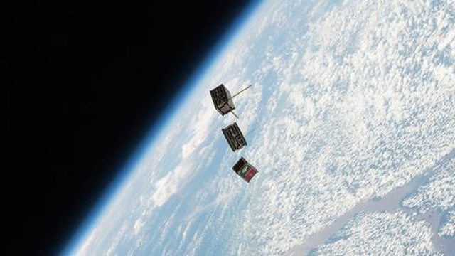 ISS Deploys Cubesats For Earth-Based Observations