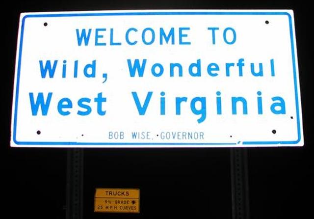 Worst: West Virginia
