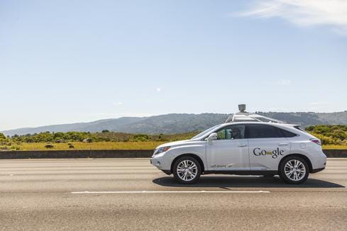 Google, Tesla, Nissan: 6 Self-Driving Vehicles Cruising Our Way