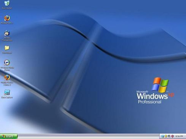 Stick it out with Windows XP