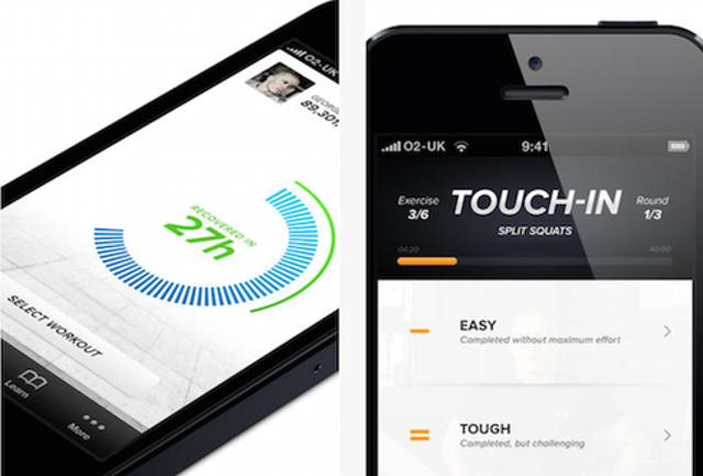 Touchfit: GSP