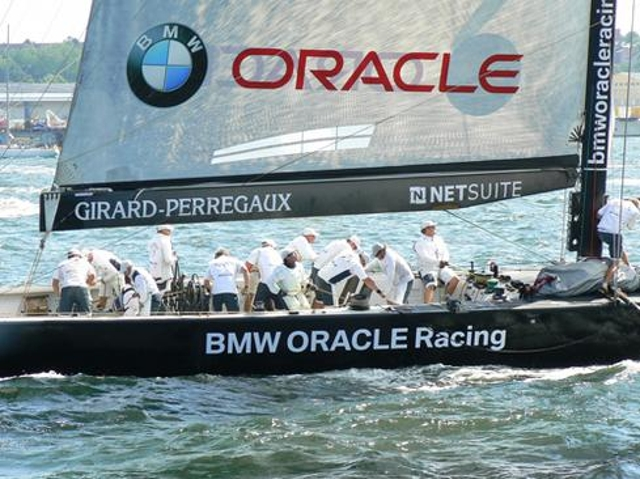 """Ginning up way to charge 22% annual """"reminiscence fee"""" to 2013 America's Cup ticket holders."""