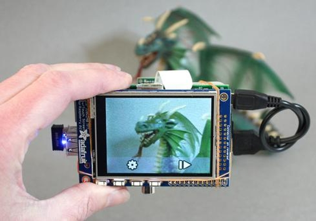 A Camera To Call Your Own