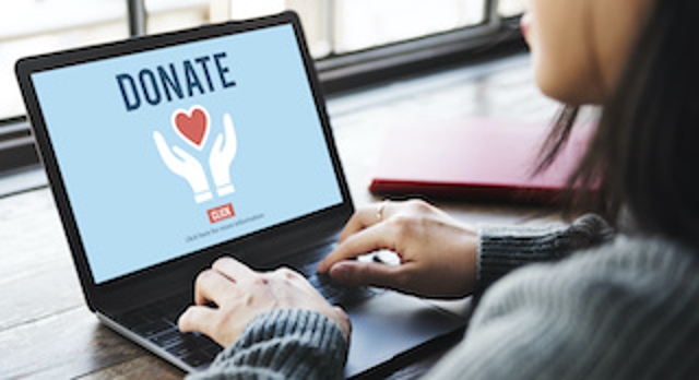 Don't Share Too Much Information With Charities