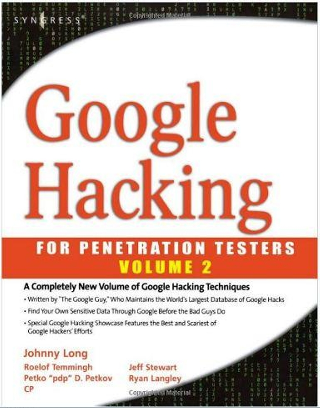 What started as a goof ended up yielding serious results as Long first explained how to harness the power of Google to mine t