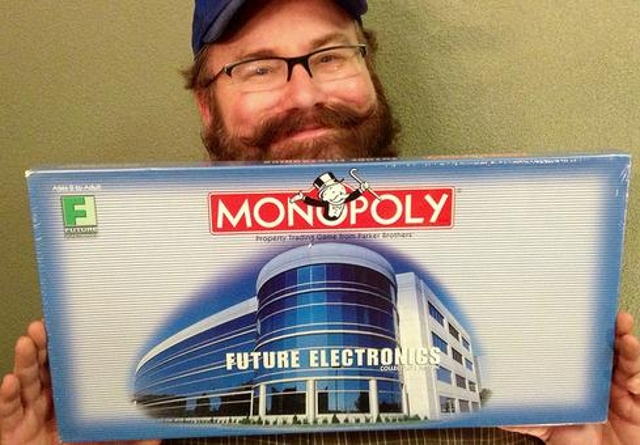 """""""Monopoly,"""" by Mike Mozart"""