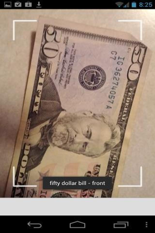 Currency Identifier
