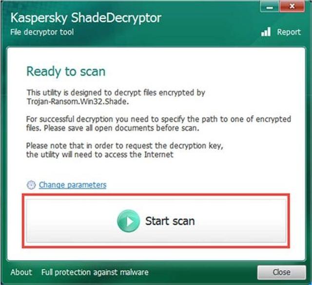 4. Shade Decryptor