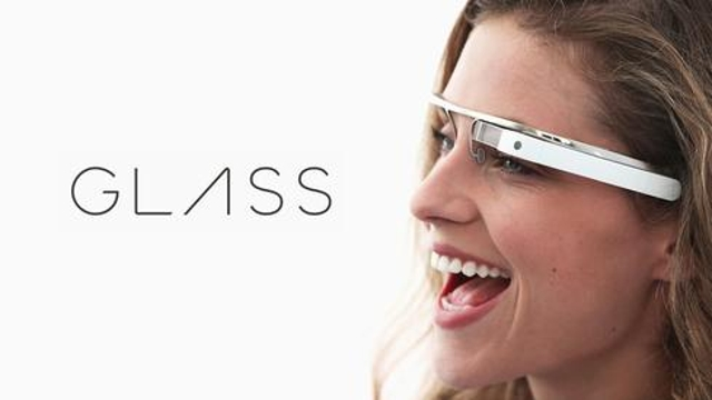 Google Glass Shatters On Impact