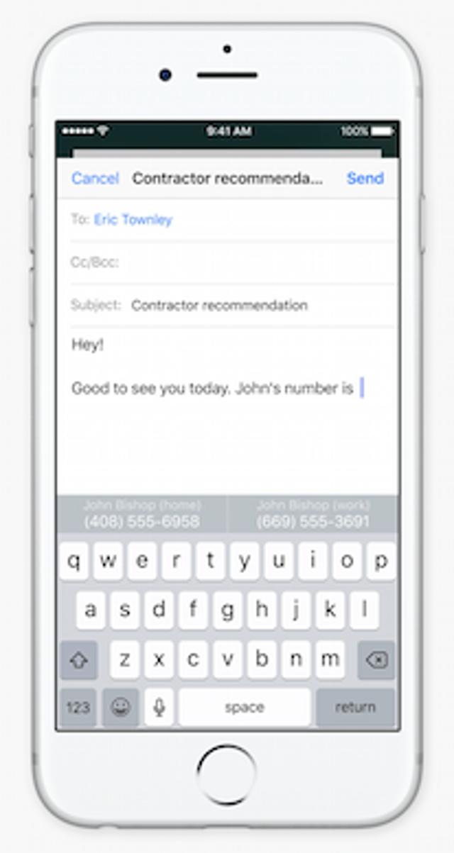 iOS 10: Phone, Messaging