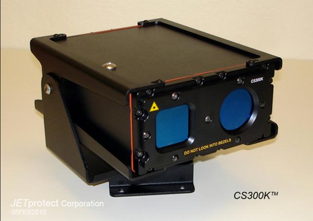 JETprotect Corp., a San Jose, Calif., aeronautics and defense company, offers a surveillance detection device called the CS30