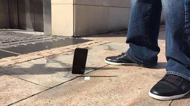Don't drop your iPhone
